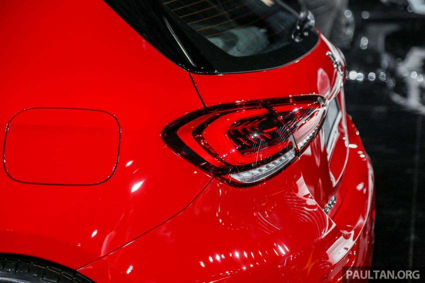 W177 Mercedes-Benz A-Class launched in Malaysia – A200 Progressive Line, A250 AMG Line, from RM228k Image #875236