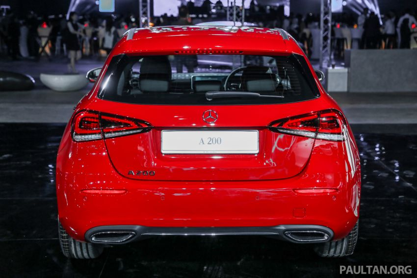W177 Mercedes-Benz A-Class launched in Malaysia – A200 Progressive Line, A250 AMG Line, from RM228k Image #875219