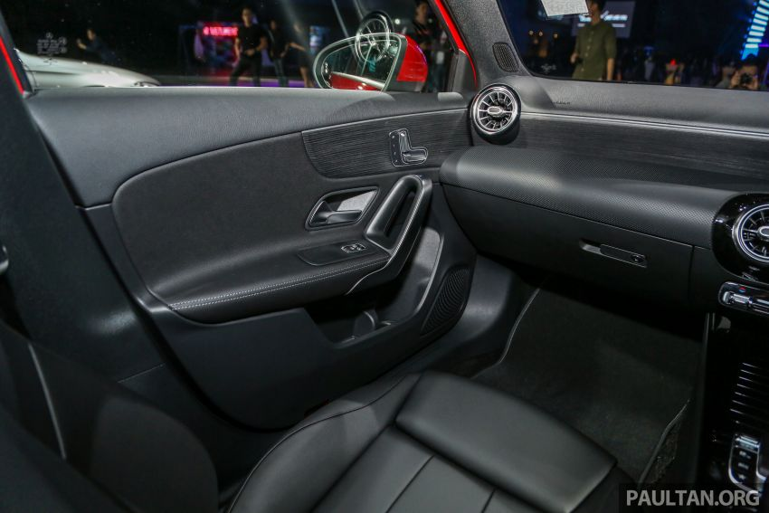 W177 Mercedes-Benz A-Class launched in Malaysia – A200 Progressive Line, A250 AMG Line, from RM228k Image #875254