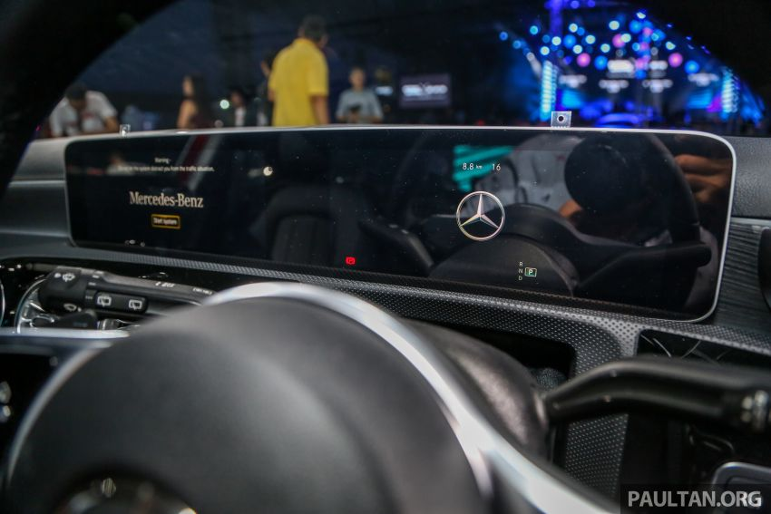 W177 Mercedes-Benz A-Class launched in Malaysia – A200 Progressive Line, A250 AMG Line, from RM228k Image #875243