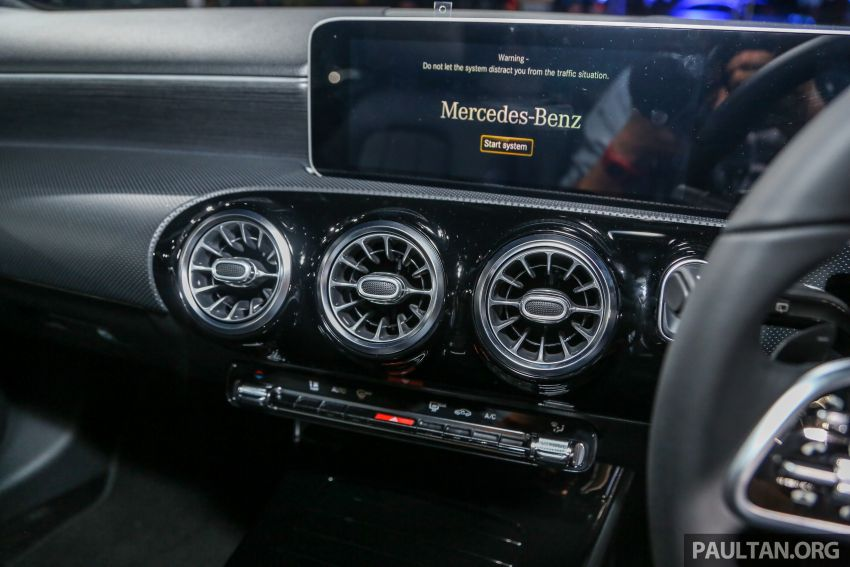W177 Mercedes-Benz A-Class launched in Malaysia – A200 Progressive Line, A250 AMG Line, from RM228k Image #875247