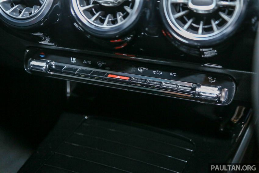 W177 Mercedes-Benz A-Class launched in Malaysia – A200 Progressive Line, A250 AMG Line, from RM228k Image #875248