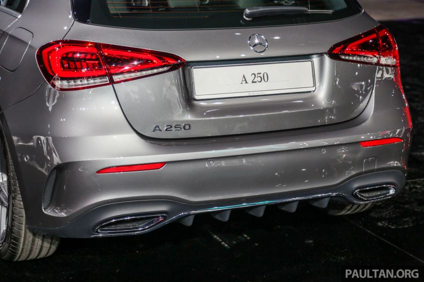 W177 Mercedes-Benz A-Class launched in Malaysia – A200 Progressive Line, A250 AMG Line, from RM228k Image #875287