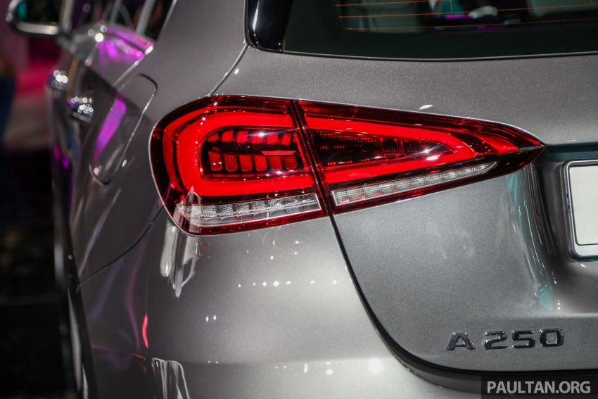 W177 Mercedes-Benz A-Class launched in Malaysia – A200 Progressive Line, A250 AMG Line, from RM228k Image #875288