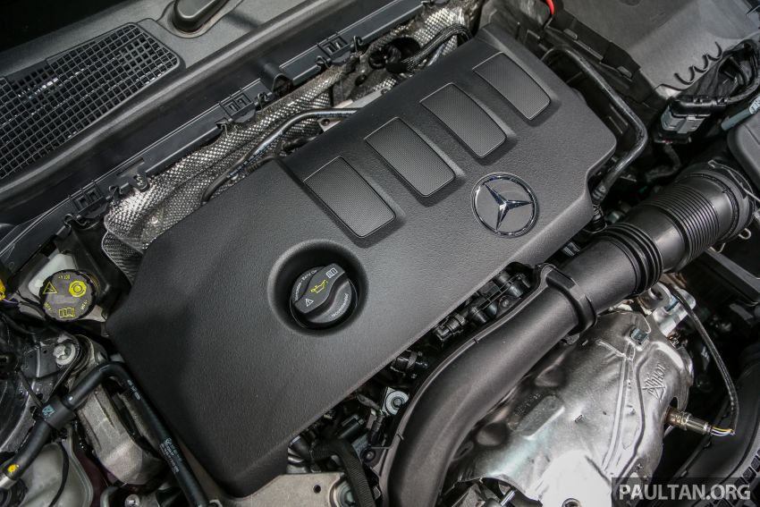 W177 Mercedes-Benz A-Class launched in Malaysia – A200 Progressive Line, A250 AMG Line, from RM228k Image #875292