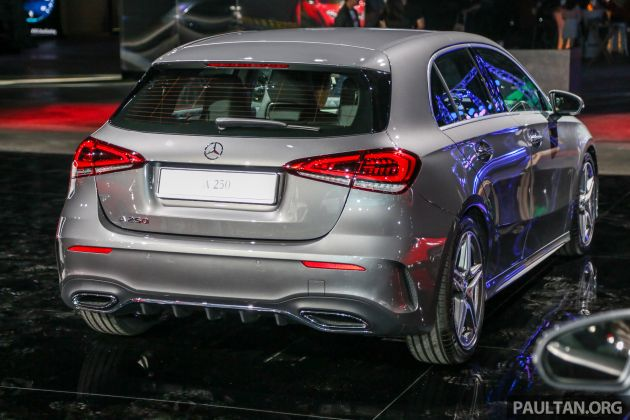W177 Mercedes-Benz A-Class launched in Malaysia – A200