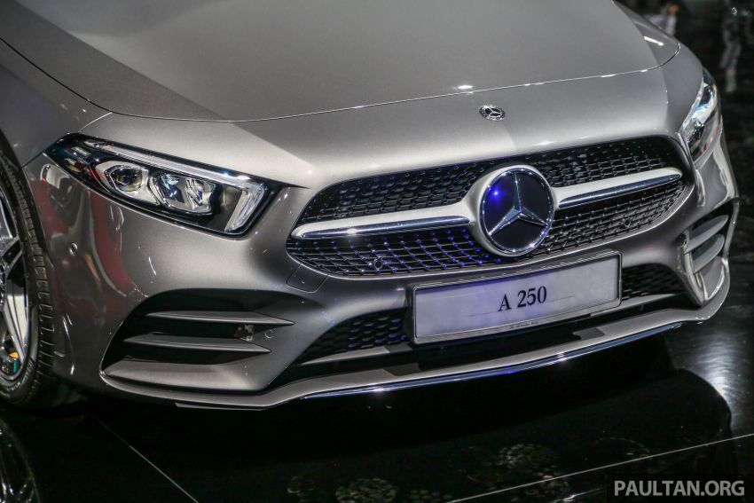 W177 Mercedes-Benz A-Class launched in Malaysia – A200 Progressive Line, A250 AMG Line, from RM228k Image #875275