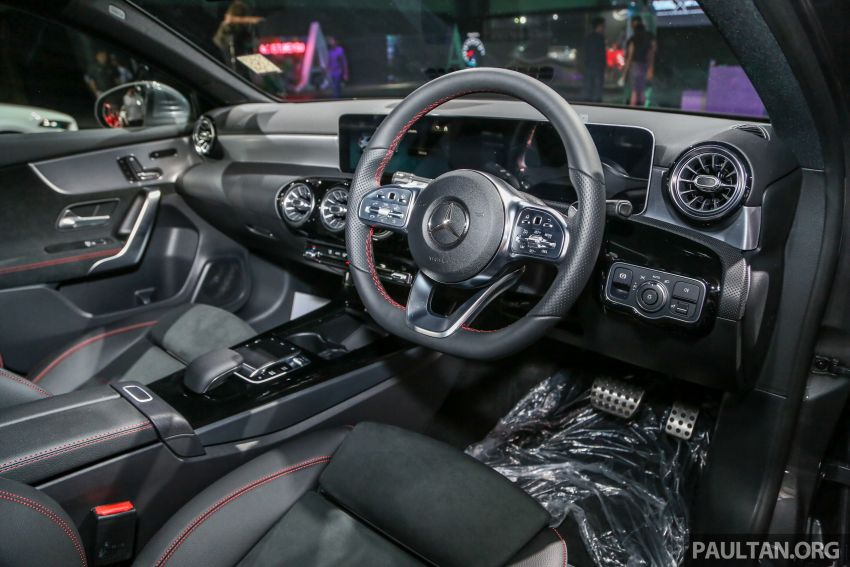 W177 Mercedes-Benz A-Class launched in Malaysia – A200 Progressive Line, A250 AMG Line, from RM228k Image #875294