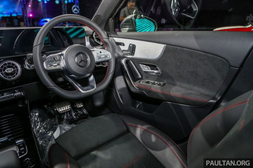 W177 Mercedes-Benz A-Class launched in Malaysia – A200 Progressive Line, A250 AMG Line, from RM228k Image #875309