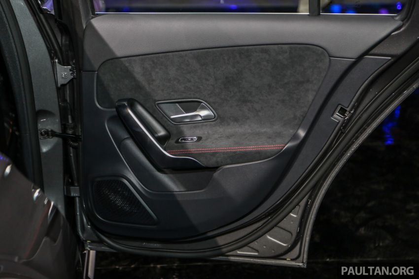 W177 Mercedes-Benz A-Class launched in Malaysia – A200 Progressive Line, A250 AMG Line, from RM228k Image #875318