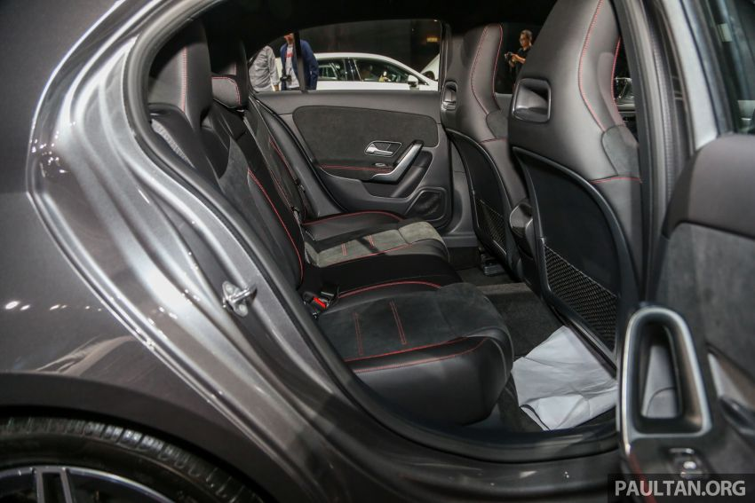 W177 Mercedes-Benz A-Class launched in Malaysia – A200 Progressive Line, A250 AMG Line, from RM228k Image #875319