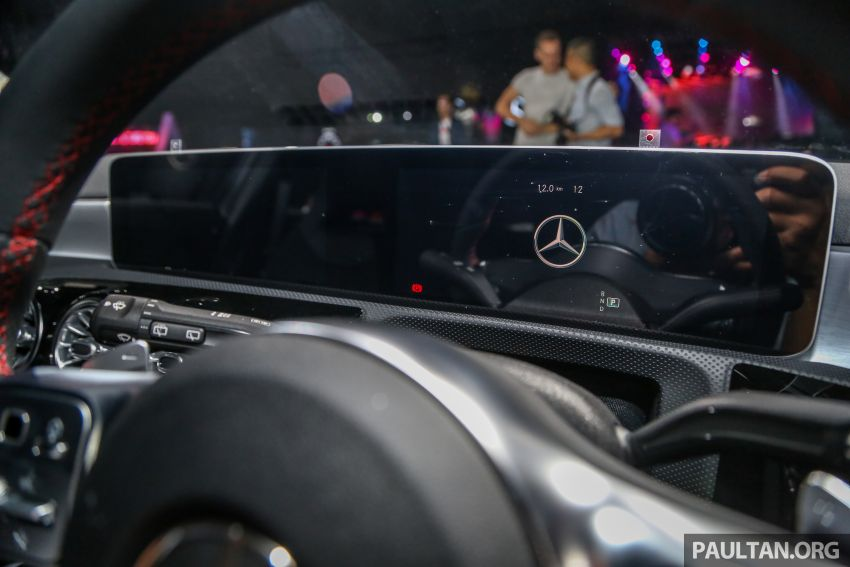 W177 Mercedes-Benz A-Class launched in Malaysia – A200 Progressive Line, A250 AMG Line, from RM228k Image #875297