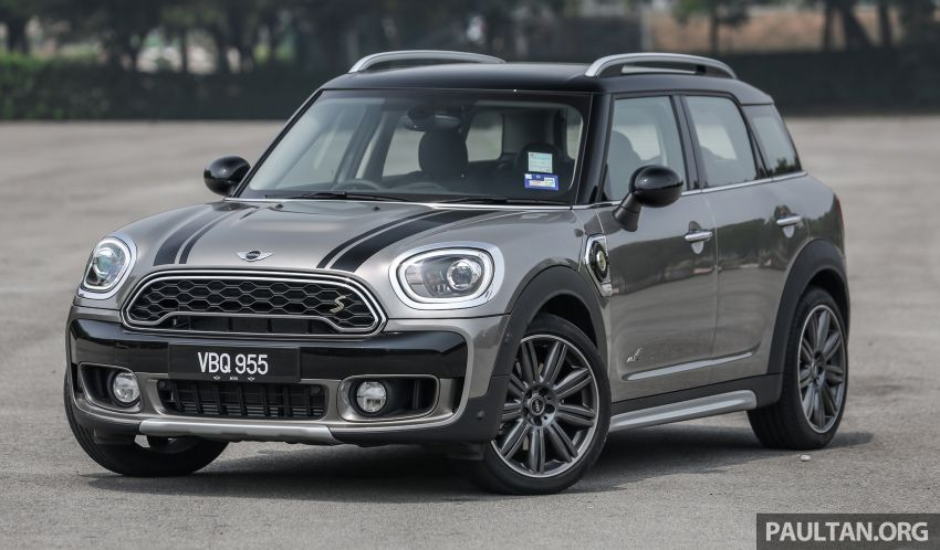 FIRST DRIVE: F60 MINI Cooper S E Countryman All4 and Cooper S Countryman Sports – which is better? Image #866842