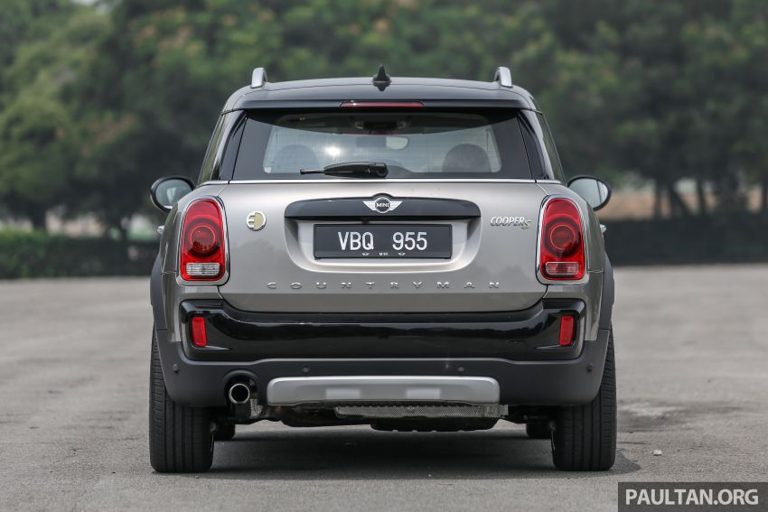 FIRST DRIVE: F60 MINI Cooper S E Countryman All4 and Cooper S Countryman Sports – which is better? Image #866854