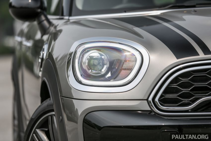 FIRST DRIVE: F60 MINI Cooper S E Countryman All4 and Cooper S Countryman Sports – which is better? Image #866859