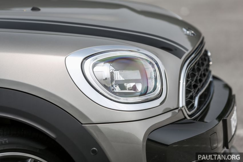 FIRST DRIVE: F60 MINI Cooper S E Countryman All4 and Cooper S Countryman Sports – which is better? Image #866860