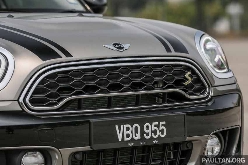 FIRST DRIVE: F60 MINI Cooper S E Countryman All4 and Cooper S Countryman Sports – which is better? Image #866862