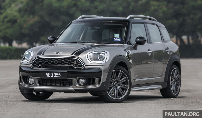 FIRST DRIVE: F60 MINI Cooper S E Countryman All4 and Cooper S Countryman Sports – which is better? Image #866843