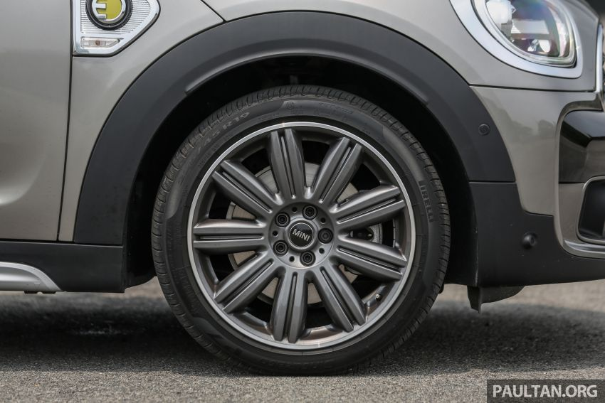 FIRST DRIVE: F60 MINI Cooper S E Countryman All4 and Cooper S Countryman Sports – which is better? Image #866864
