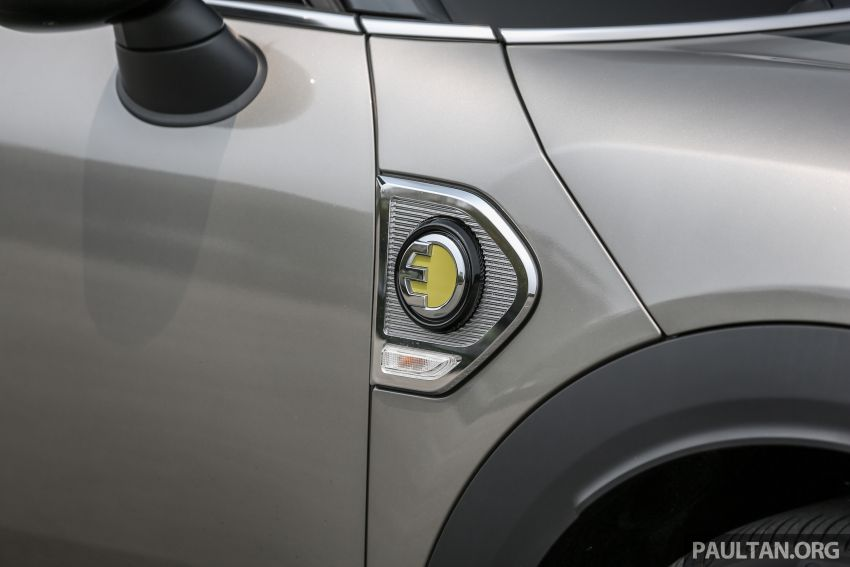 FIRST DRIVE: F60 MINI Cooper S E Countryman All4 and Cooper S Countryman Sports – which is better? Image #866865