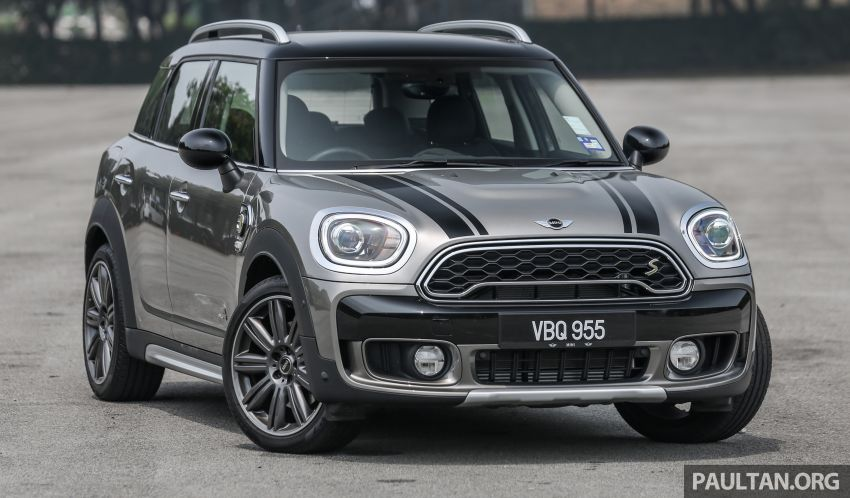 FIRST DRIVE: F60 MINI Cooper S E Countryman All4 and Cooper S Countryman Sports – which is better? Image #866844
