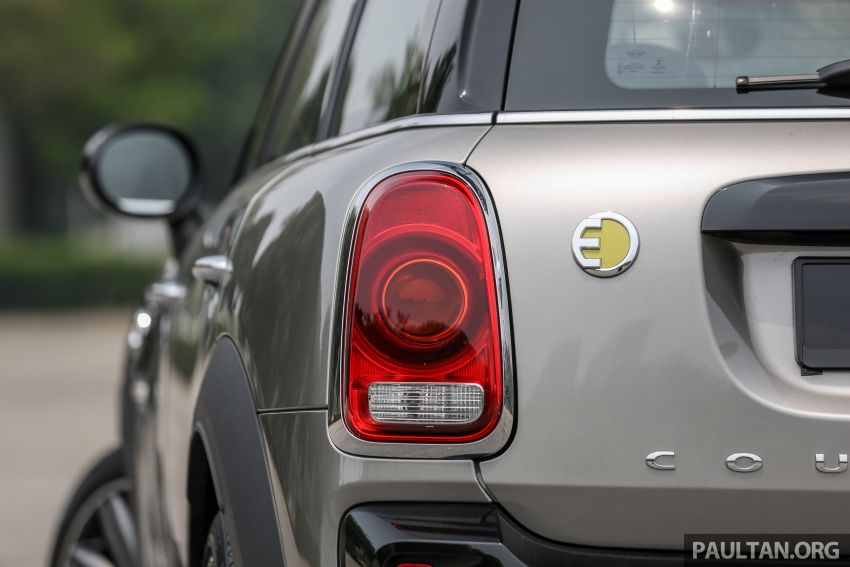 FIRST DRIVE: F60 MINI Cooper S E Countryman All4 and Cooper S Countryman Sports – which is better? Image #866874