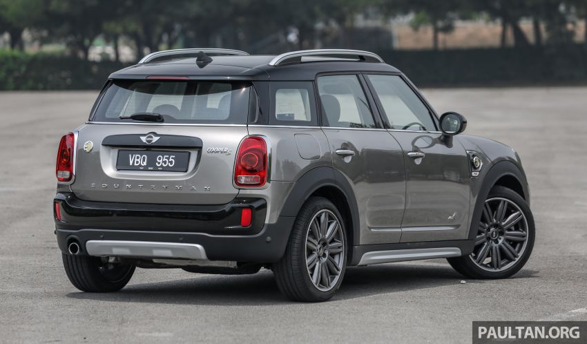 FIRST DRIVE: F60 MINI Cooper S E Countryman All4 and Cooper S Countryman Sports – which is better? Image #866846