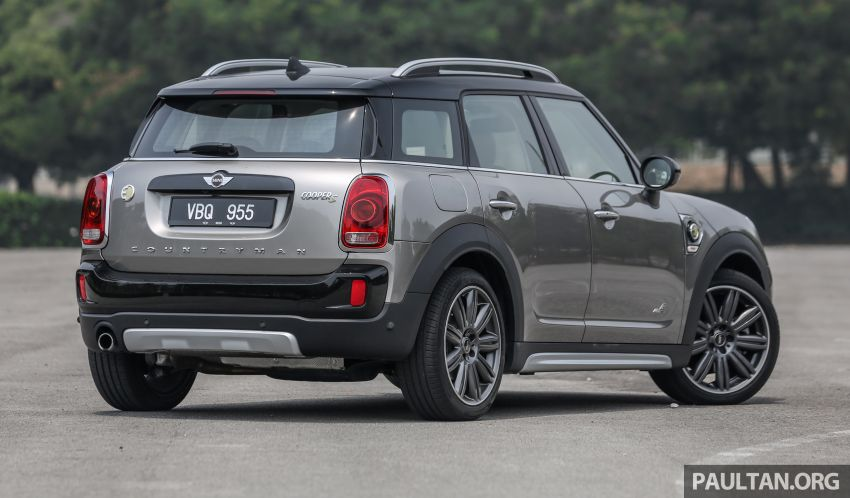 FIRST DRIVE: F60 MINI Cooper S E Countryman All4 and Cooper S Countryman Sports – which is better? Image #866847