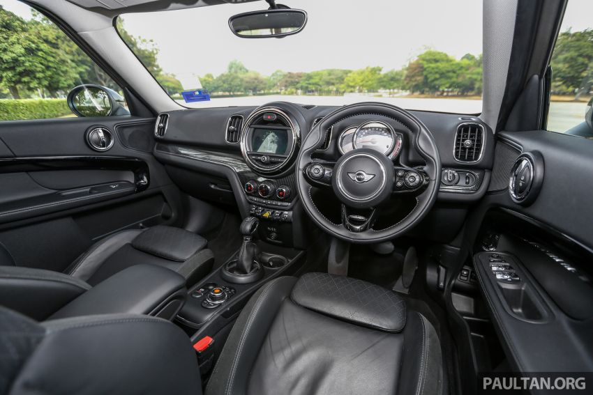 FIRST DRIVE: F60 MINI Cooper S E Countryman All4 and Cooper S Countryman Sports – which is better? Image #866885