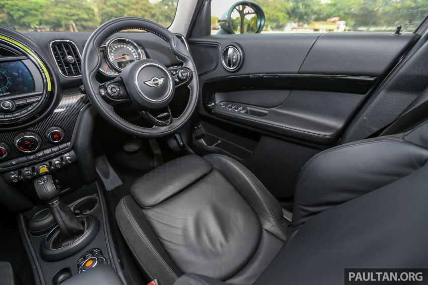 FIRST DRIVE: F60 MINI Cooper S E Countryman All4 and Cooper S Countryman Sports – which is better? Image #866908