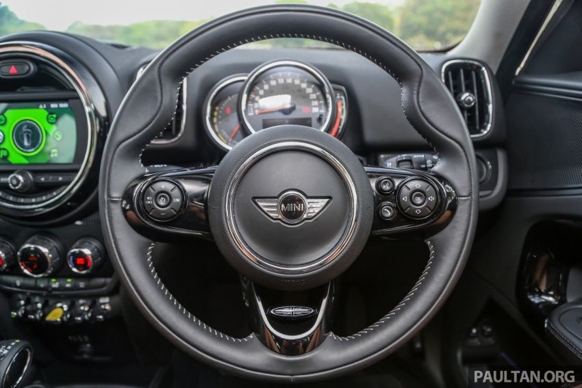 FIRST DRIVE: F60 MINI Cooper S E Countryman All4 and Cooper S Countryman Sports – which is better? Image #866887