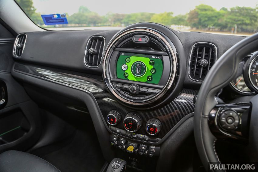 FIRST DRIVE: F60 MINI Cooper S E Countryman All4 and Cooper S Countryman Sports – which is better? Image #866889