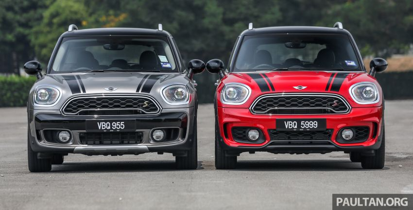 FIRST DRIVE: F60 MINI Cooper S E Countryman All4 and Cooper S Countryman Sports – which is better? Image #866827