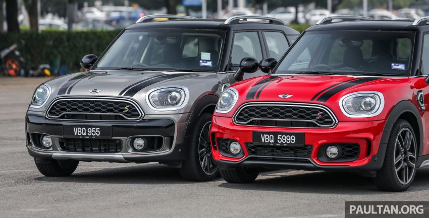 FIRST DRIVE: F60 MINI Cooper S E Countryman All4 and Cooper S Countryman Sports – which is better? Image #866830
