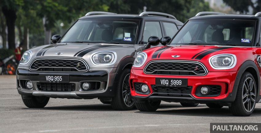 FIRST DRIVE: F60 MINI Cooper S E Countryman All4 and Cooper S Countryman Sports – which is better? Image #866831