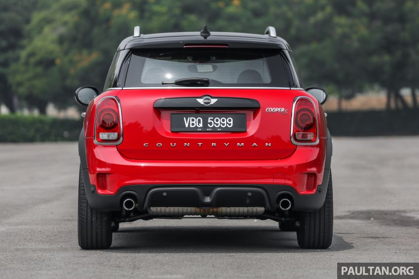 FIRST DRIVE: F60 MINI Cooper S E Countryman All4 and Cooper S Countryman Sports – which is better? Image #866935