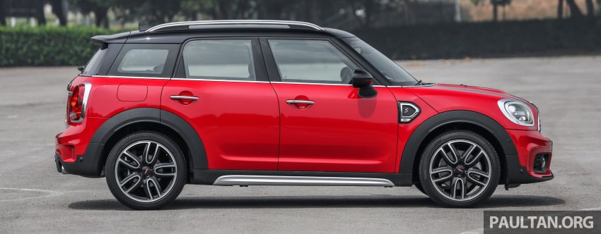 FIRST DRIVE: F60 MINI Cooper S E Countryman All4 and Cooper S Countryman Sports – which is better? Image #866936
