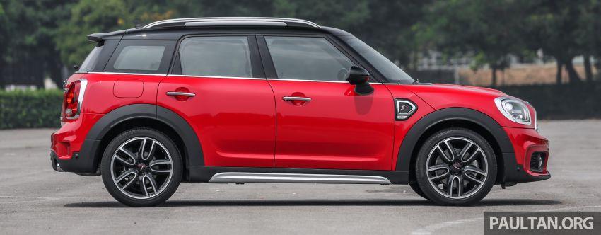 FIRST DRIVE: F60 MINI Cooper S E Countryman All4 and Cooper S Countryman Sports – which is better? Image #866937