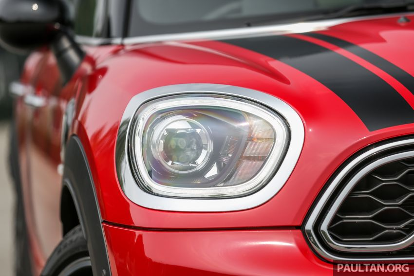 FIRST DRIVE: F60 MINI Cooper S E Countryman All4 and Cooper S Countryman Sports – which is better? Image #866939