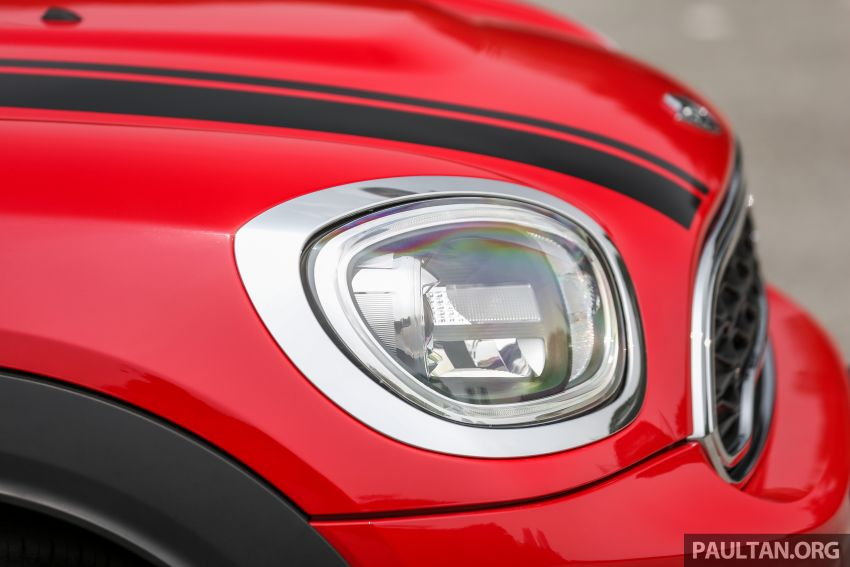 FIRST DRIVE: F60 MINI Cooper S E Countryman All4 and Cooper S Countryman Sports – which is better? Image #866940