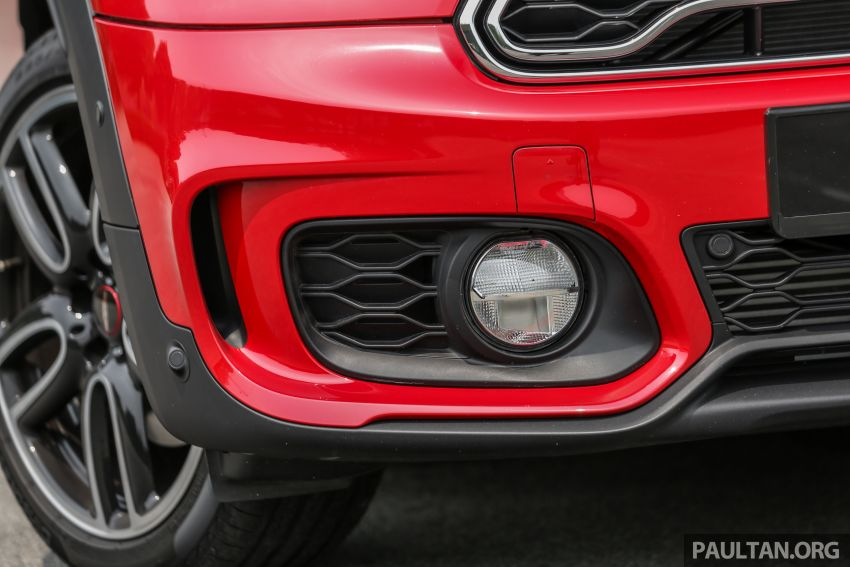 FIRST DRIVE: F60 MINI Cooper S E Countryman All4 and Cooper S Countryman Sports – which is better? Image #866941
