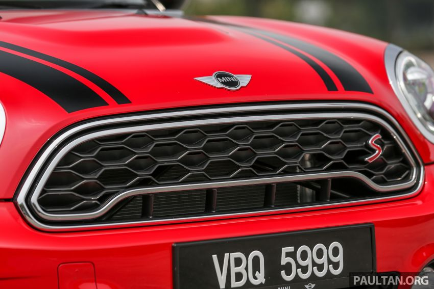 FIRST DRIVE: F60 MINI Cooper S E Countryman All4 and Cooper S Countryman Sports – which is better? Image #866942