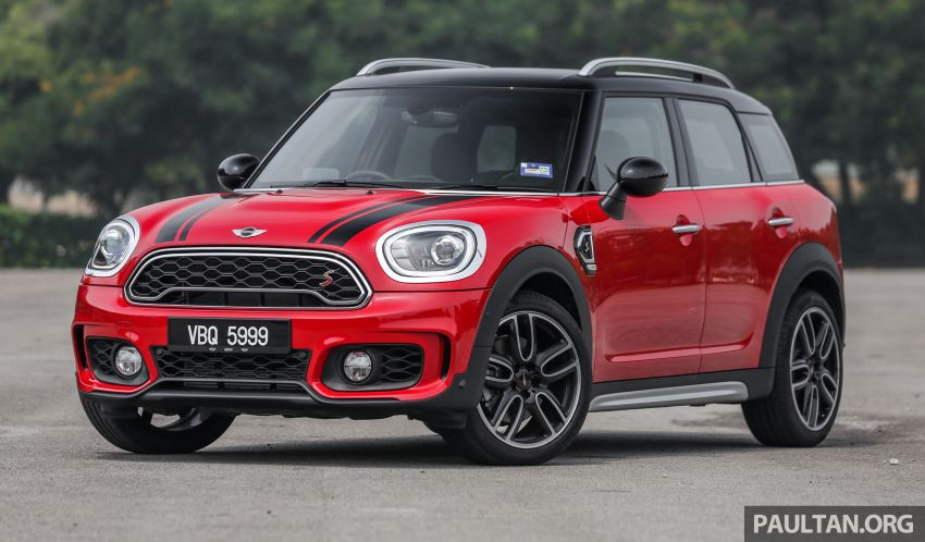 FIRST DRIVE: F60 MINI Cooper S E Countryman All4 and Cooper S Countryman Sports – which is better? Image #866926