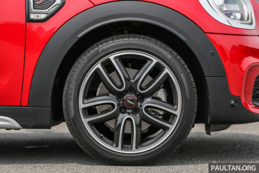 FIRST DRIVE: F60 MINI Cooper S E Countryman All4 and Cooper S Countryman Sports – which is better? Image #866944
