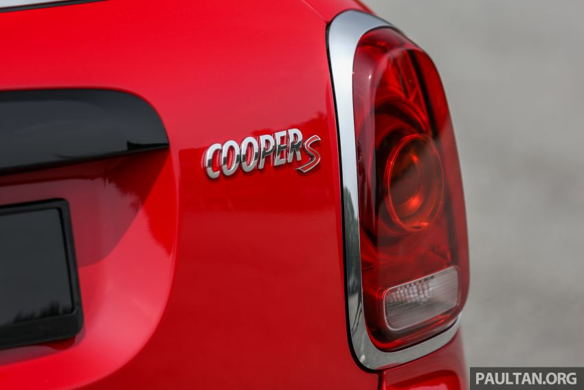 FIRST DRIVE: F60 MINI Cooper S E Countryman All4 and Cooper S Countryman Sports – which is better? Image #866958