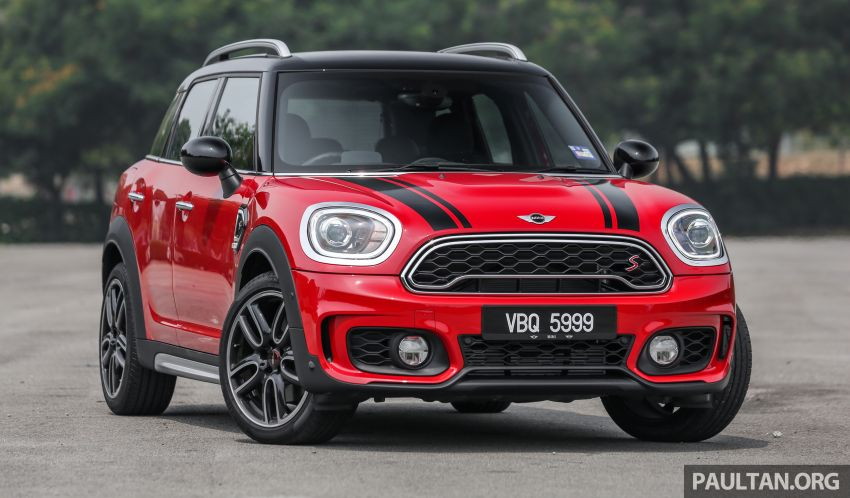 FIRST DRIVE: F60 MINI Cooper S E Countryman All4 and Cooper S Countryman Sports – which is better? Image #866927
