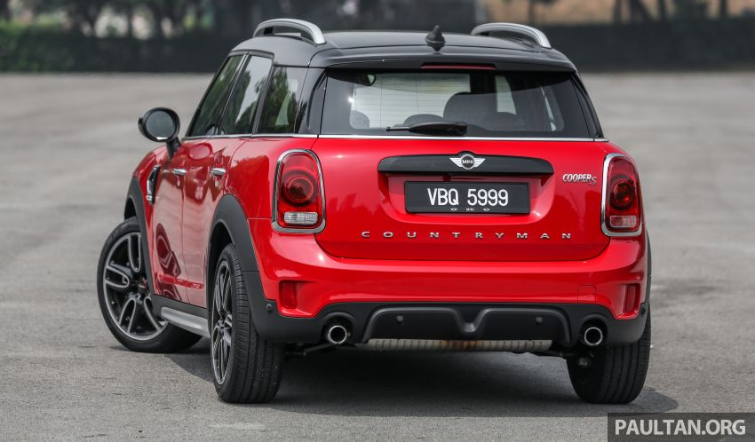 FIRST DRIVE: F60 MINI Cooper S E Countryman All4 and Cooper S Countryman Sports – which is better? Image #866930