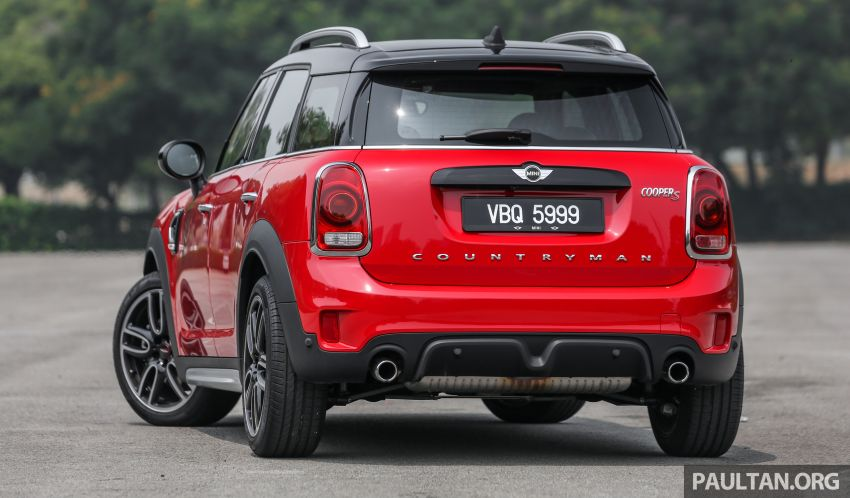 FIRST DRIVE: F60 MINI Cooper S E Countryman All4 and Cooper S Countryman Sports – which is better? Image #866931