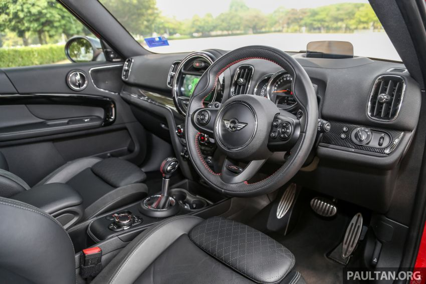 FIRST DRIVE: F60 MINI Cooper S E Countryman All4 and Cooper S Countryman Sports – which is better? Image #866960