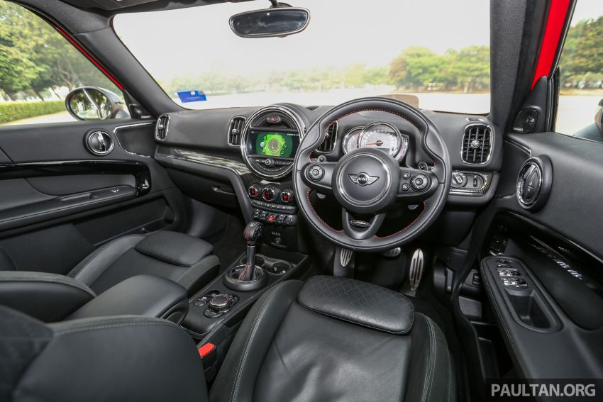 FIRST DRIVE: F60 MINI Cooper S E Countryman All4 and Cooper S Countryman Sports – which is better? Image #866961